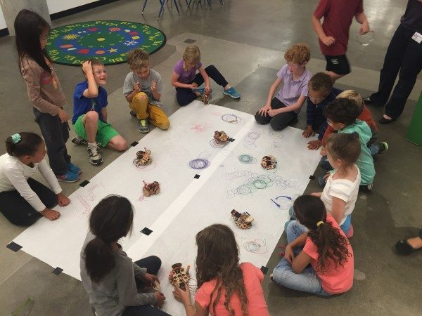 A Classroom Tinkering