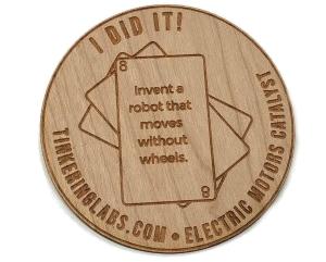 Tinkering Labs Challenge Sticker