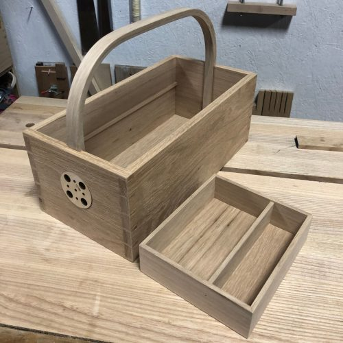 Custom Tinkering Labs Toolbox