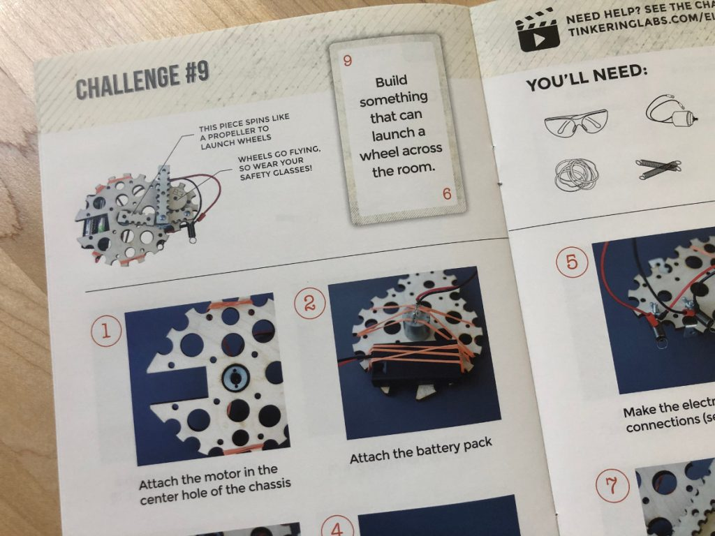 Challenge 9 Step by Step