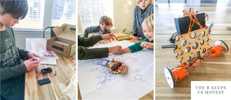 Kids Tinkering