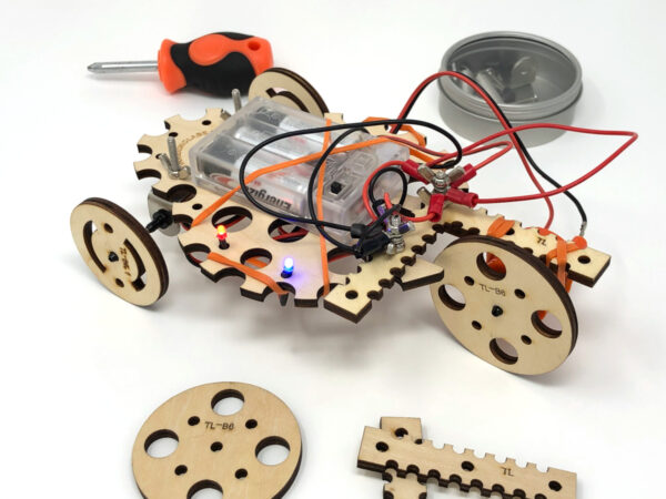 Electric Motors Catalyst with Light Pack