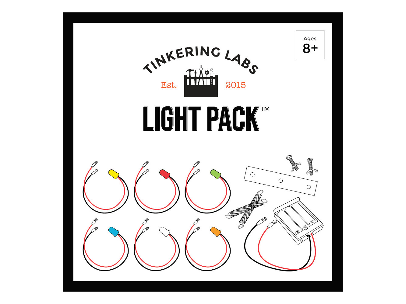 Light Pack Box Cover